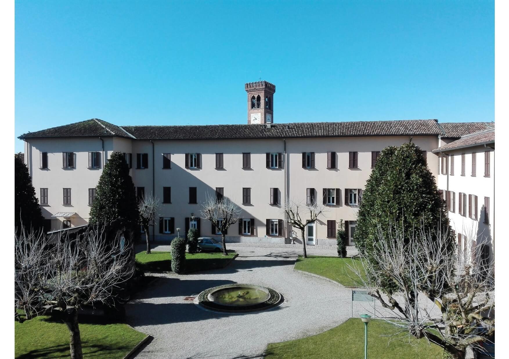 Direzione lavori impianti termici, idricosanitari e sistema di ventilazione per ristrutturazione integrale sede Istituto Suore Adoratrici del SS Sacramento a Rivolta d'Adda (Cremona).